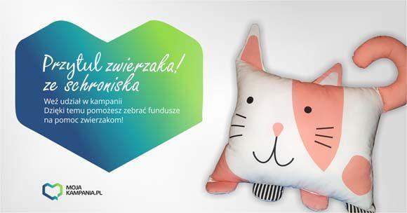 """Fundacja Felineus w kampanii """"Przytul zwierzaka"""""""