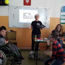Lekcje edukacyjne w Szkole Podstawowej nr 17 w Rzeszowie