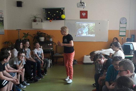 Kolejne spotkanie z uczniami SP nr 17 w Rzeszowie