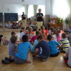Lekcje edukacyjne na półkoloniach RDK