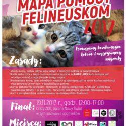 Finał akcji: Rzeszowska Mapa Pomocy Felineuskom