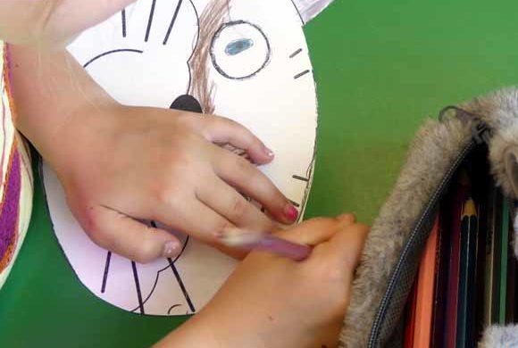 Tajemnice języka Mruczka w Przedszkolu Bystrzaki