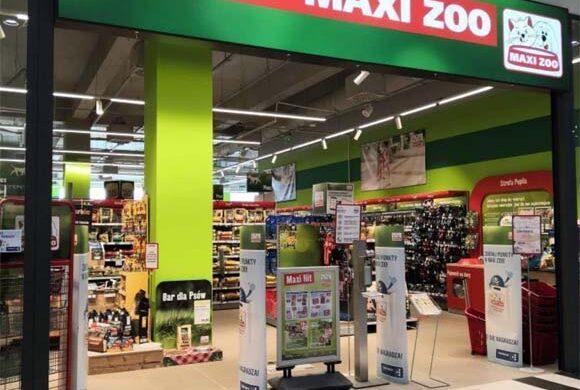 Zapraszamy do MAXI ZOO na zakupy!